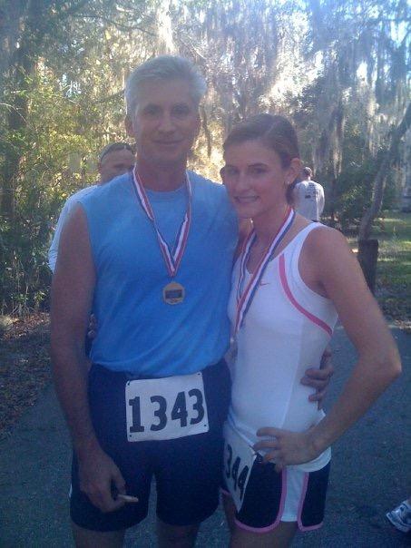 First Half Marathon 10/09