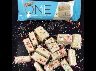 4 PowerCrunch Bars Favorite Flavors Are Salted Caramel French Vanilla Creme And Peanut Butter These Great Because They Low Carb